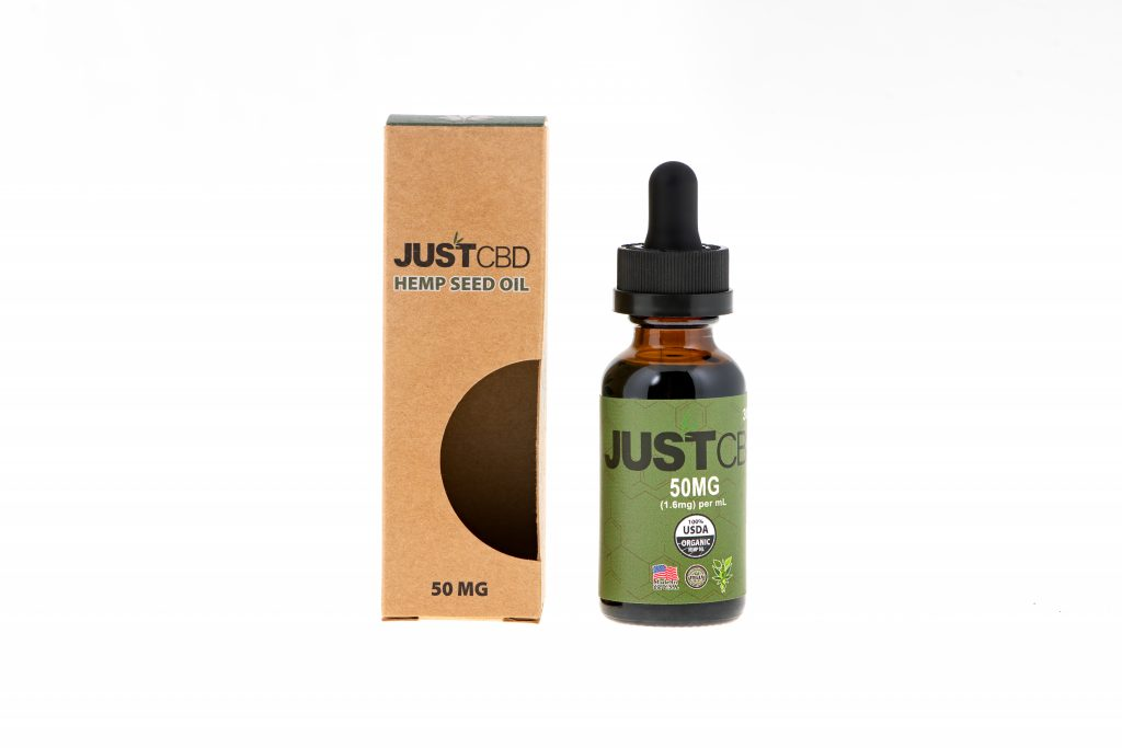 Premium Jane CBD Hemp Oil