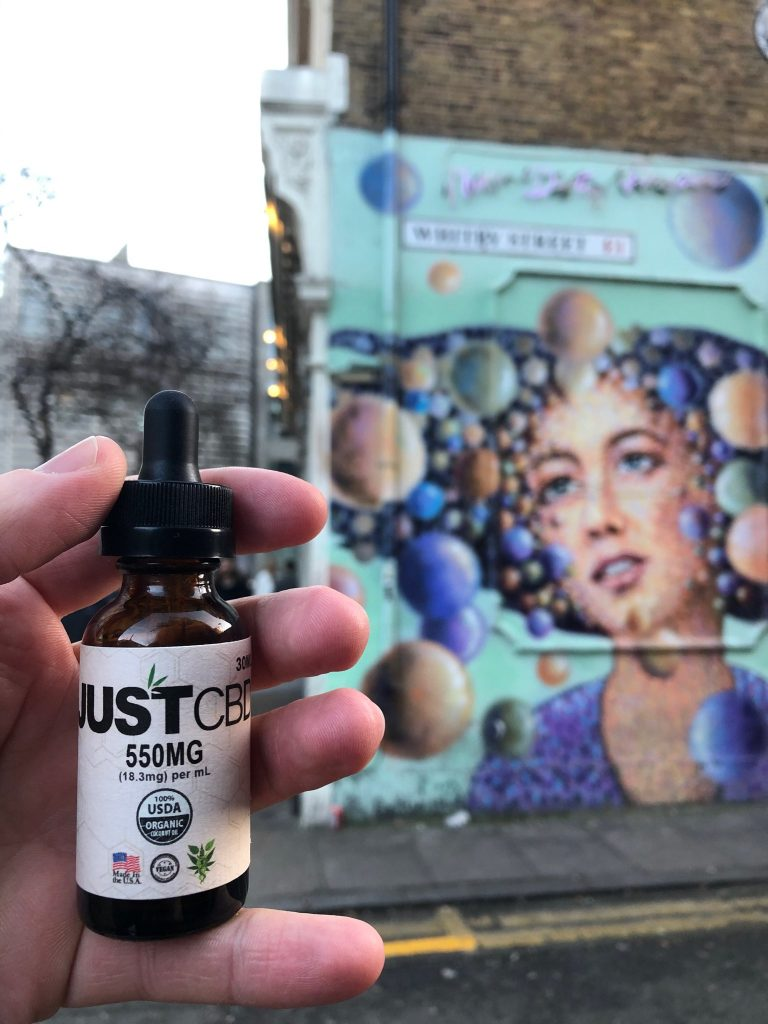 JustCBD CBD Gummies and Coconut CBD Tincture Review