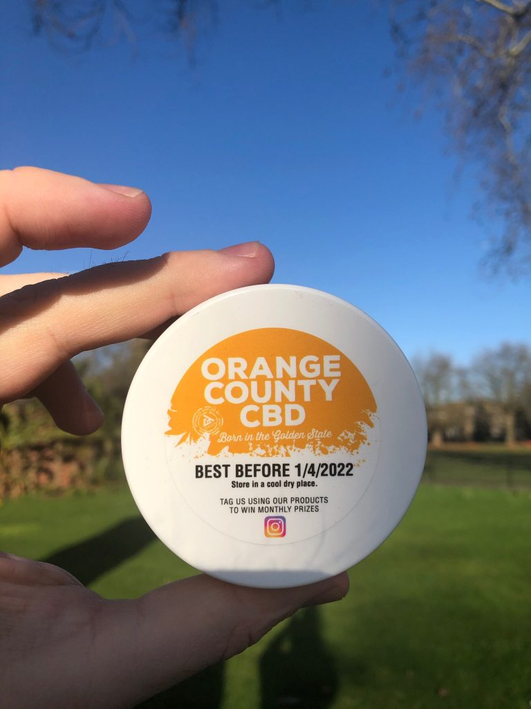 Wrapping it All Up - My Take on Orange County CBD Brand
