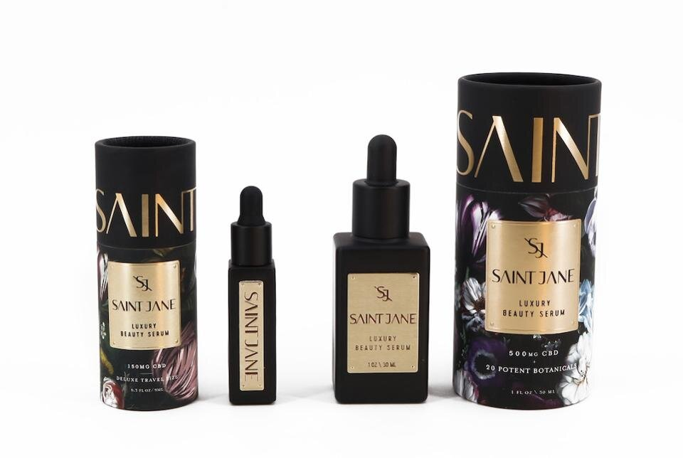 Sephora Embarks On Largest CBD Skincare Launch Yet With Saint Jane