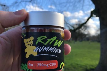 Raw Gummies CBD Gummy Bears from Miami, Florida Review
