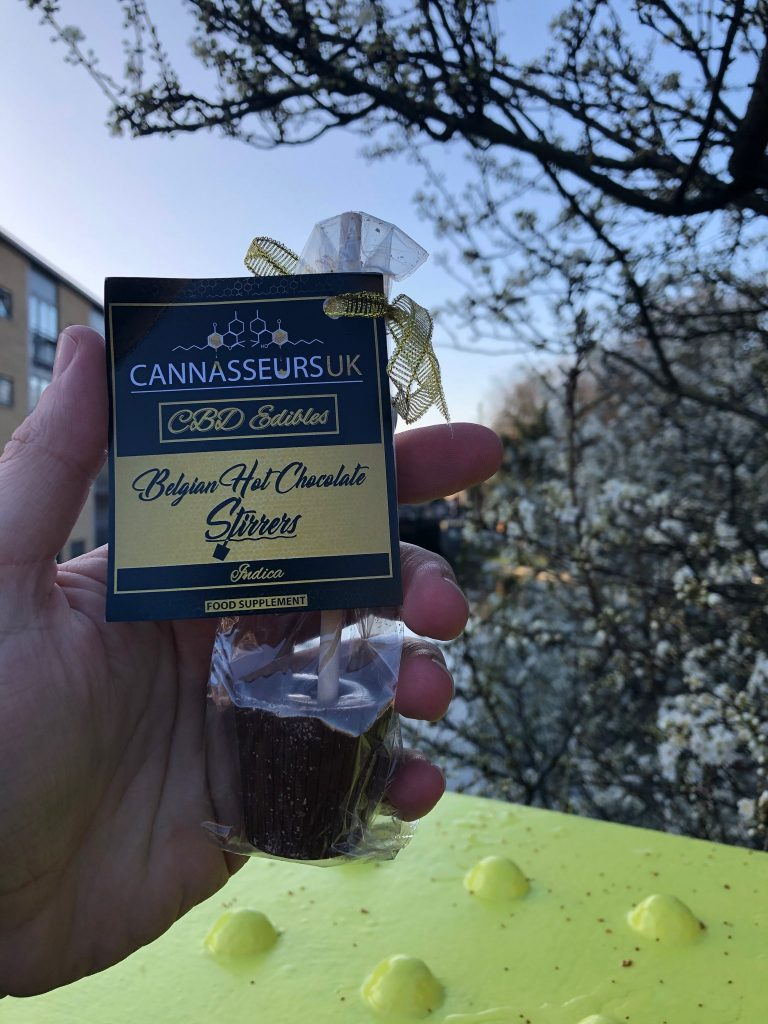 CannasseursUK CBD Chocolates - Full Review