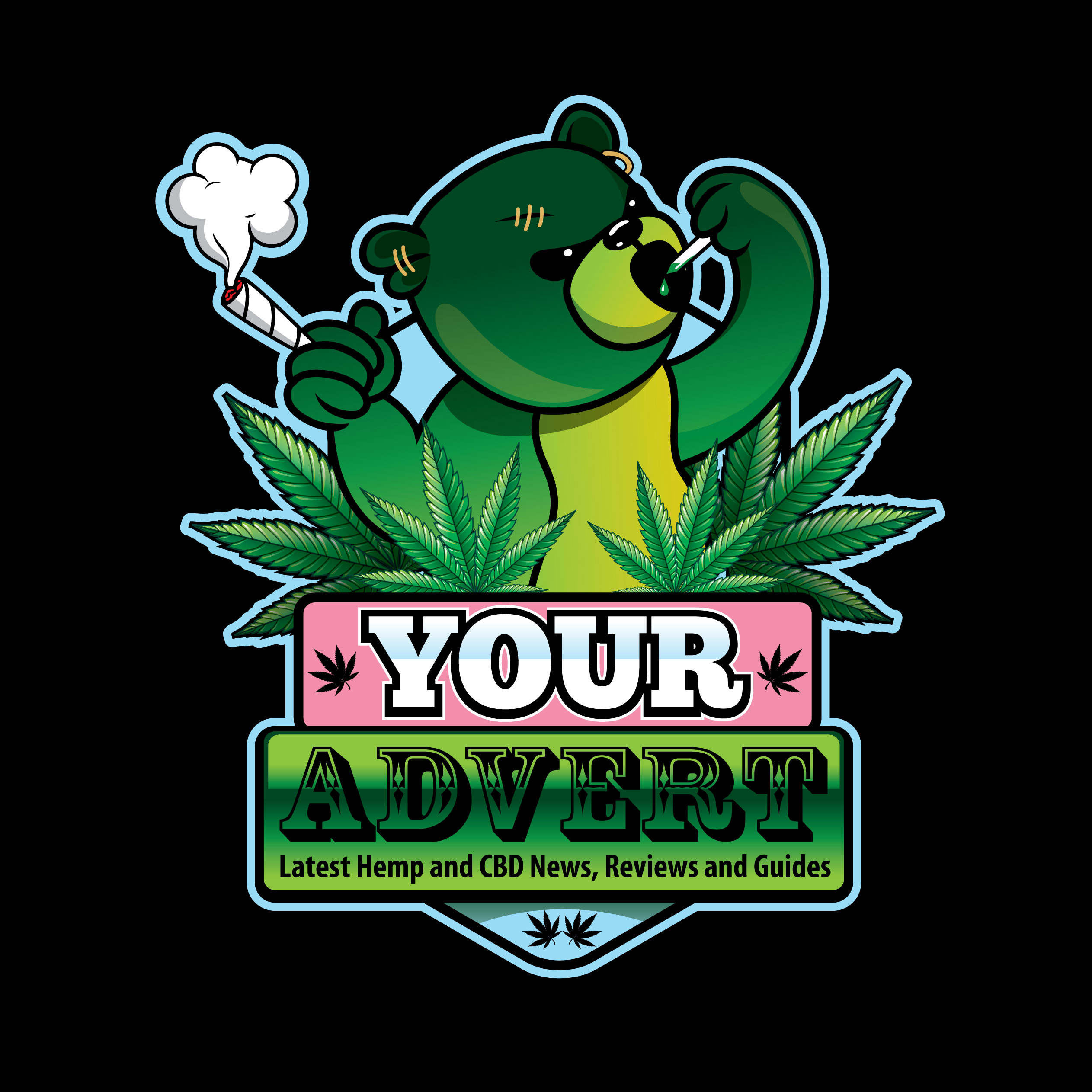 CBD Banner Advertising
