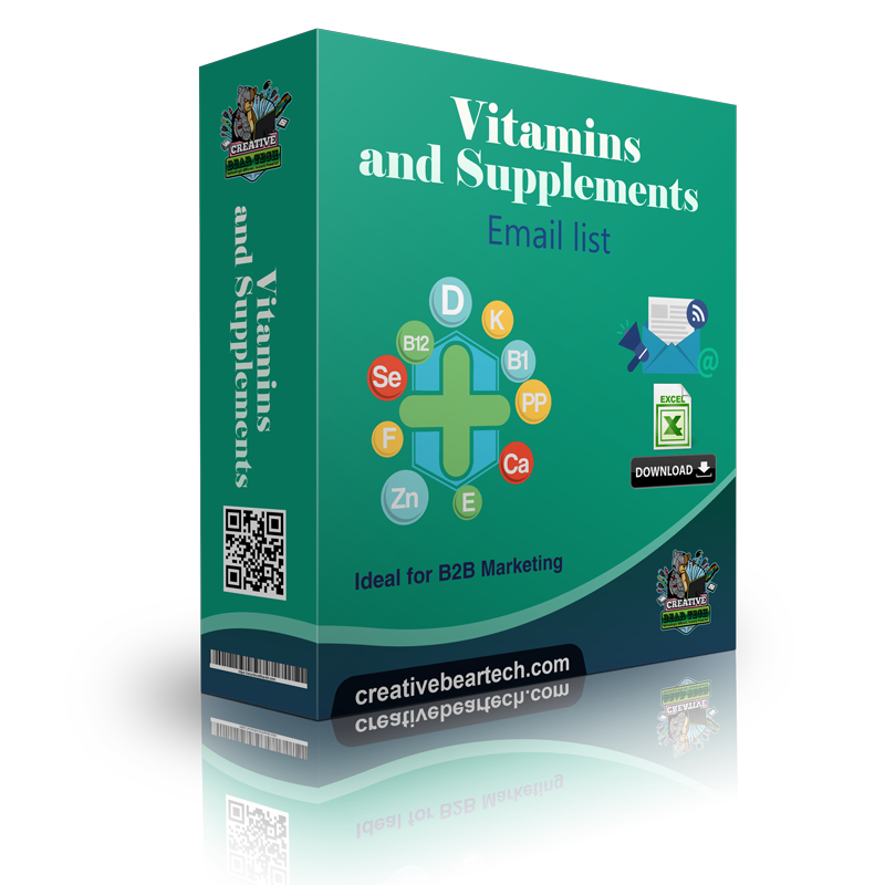 Vitamins And Supplements Industry