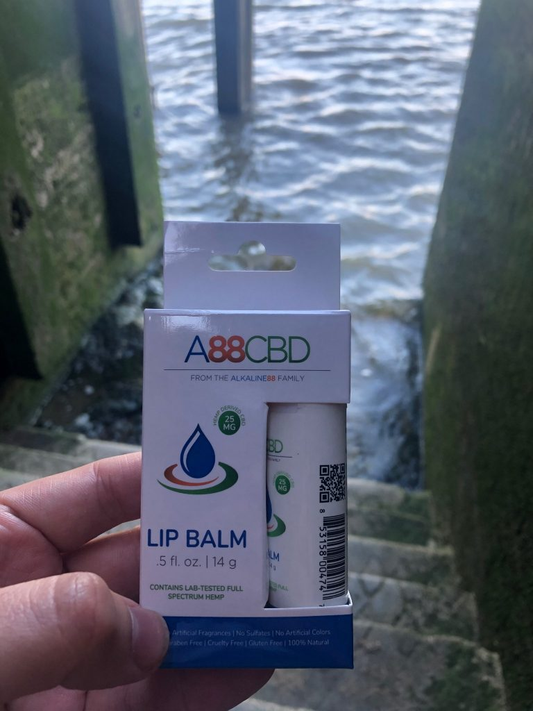 Healing CBD Infused Lip Balm