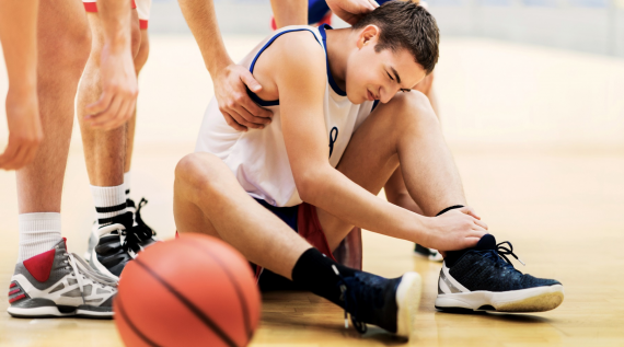 Athletes use CBD Oil for sports injuries