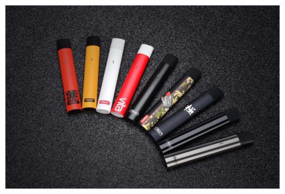 Best Disposable Vape Pod Systems for 2021