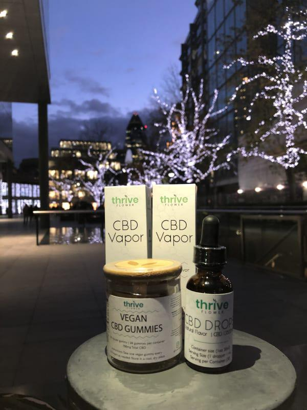 Detailed Review of the Thrive Flower CBD Products